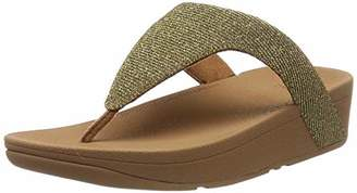d2e328a4e9d1 FitFlop Women s Lottie Glitzy Open Toe Sandals