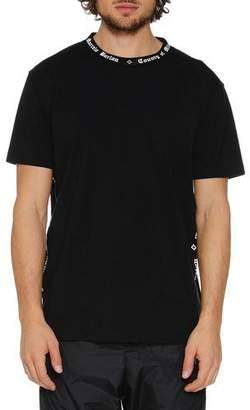 Marcelo Burlon County of Milan Men's Typographic-Collar T-Shirt