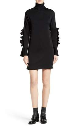 IRO Ruffle Sleeve Dress