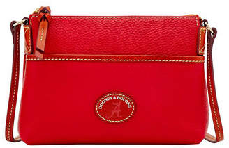 Dooney & Bourke Alabama Crimson Tide Pebble Ginger Crossbody
