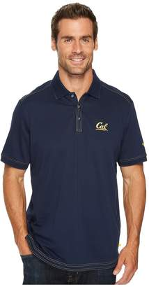Tommy Bahama California Golden Bears Collegiate Series Clubhouse Alumni Polo Men's Clothing