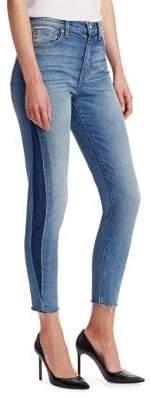 Carnac Side Panel Skinny Jeans