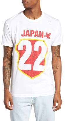 Kinetix Japan Jersey T-Shirt