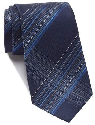 Kenneth Cole Reaction Multi-Line Grid Tie