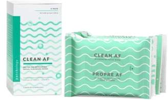 Abercrombie & Fitch Patchology Clean On-the-Go Refreshing Facial Cleansing Wipes