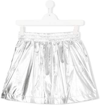Kenzo metallic fitted shorts