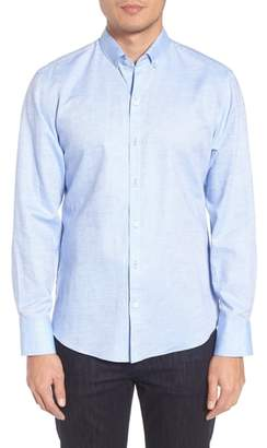 Zachary Prell Gomis Regular Fit Dobby Sport Shirt