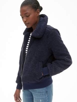 Gap Teddy Bomber Jacket