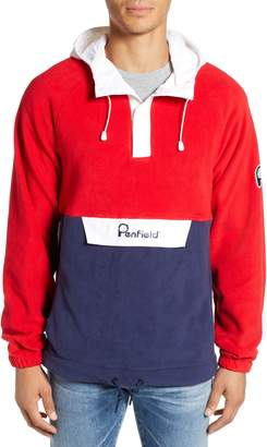 Penfield Honnold Colorblock Fleece Pullover Hoodie