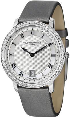 Frederique Constant Women's Slim Line Watch