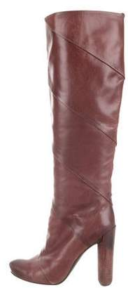 521ef9789fc Louis Vuitton Leather Boots For Women - ShopStyle Canada