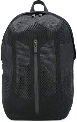 Herschel vertical zip backpack