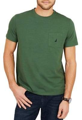 Nautica Pocket T-Shirt