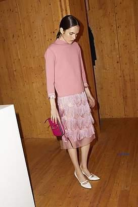 CONTEMPORARY Fringe Skirt