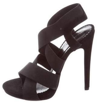 AllSaints Strappy High-Heel Sandals