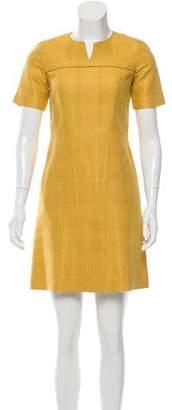 Derek Lam Tweed Mini Dress