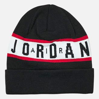 Nike Jordan Sport Tape Knit Beanie Hat