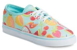 Vans Authentic Glitter Fruits Sneaker