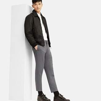 Uniqlo Men's Ezy Ankle-length Pants (wool-like)