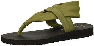 Skechers Cali Women's Meditation-Studio Kicks Flat Sandal