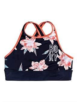 Roxy Shore Sporty Bra (Girls 8-14)