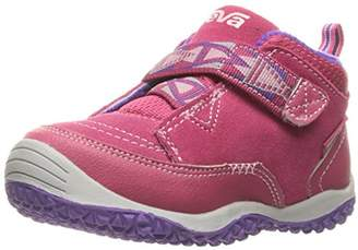 Teva Baby Girls' Natoma Walking Shoes, Pink (Raspberry-RASP), 4 Child UK (20 EU)