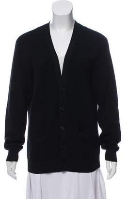 Ralph Lauren Black Label Knit Button-Up Cardigan