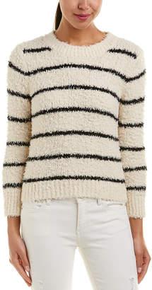Vince Fuzzy Linen-Blend Sweater