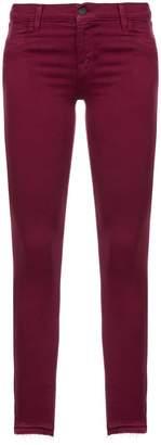 J Brand skinny mid rise jeans