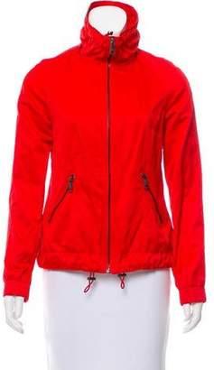 Burberry Lightweight Zip-Up Jacket