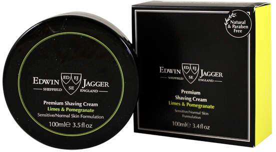 Jagger Edwin Lime Pomegranate Premium Shaving Cream