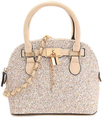 Aldo Smiths Creek Satchel -Gold/Multicolor - Women's