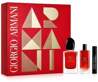 Giorgio Armani Sì Passione Eau de Parfum & Mascara Christmas Gift Set