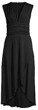 Yigal Azrouël Azrouël Women's V-Neck Jersey Dress - Size 0