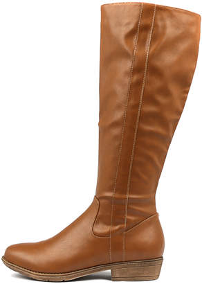 I Love Billy Ronin Tan Boots Womens Shoes Casual Long Boots