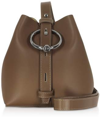 Rebecca Minkoff Nappa Leather Mini Kate Bucket Bag
