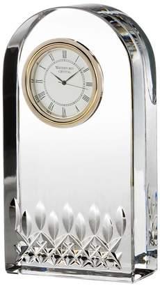 Waterford 'Lismore Essence' Lead Crystal Clock