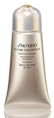 Shiseido Future Solution LX Universal Defense Sunscreen Broad Spectrum SPF 50+/ 1.7 oz
