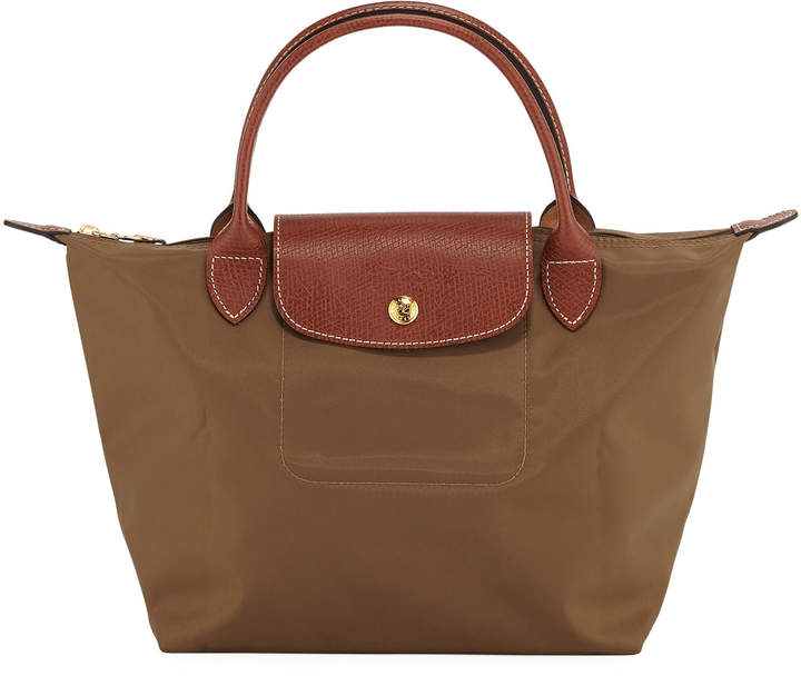 Longchamp Le Pliage Tote Bag - KHAKI3 - STYLE