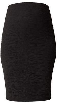 Noppies Jane Textured Knit Maternity Skirt
