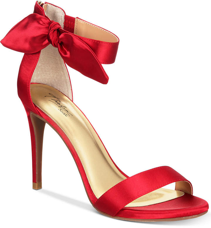 Thalia Sodi Raee Evening Sandals, Created For Macy's Women's Shoes