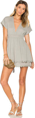 LSPACE L*SPACE Summers Dawn Dress in Green $119 thestylecure.com
