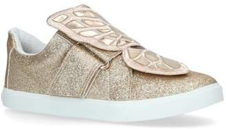 Sophia Webster Glitter Bibi Butterly Sneakers