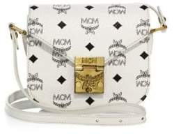 MCM Mini Patricia Visetos Crossbody