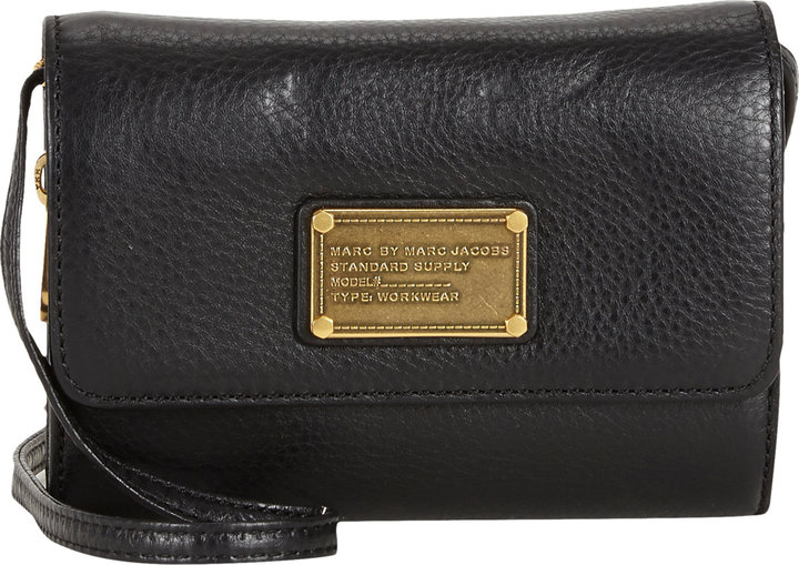 Marc by Marc Jacobs Classic Q Small Trifold Crossbody