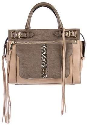 Rebecca Minkoff Suede Leather Handbag