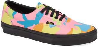 Vans Neon Camo Era Sneaker