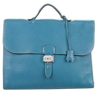 Hermes Sac a Depeches 38 Briefcase