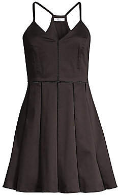 Parker Women's Juliet Seamed A-Line Dress