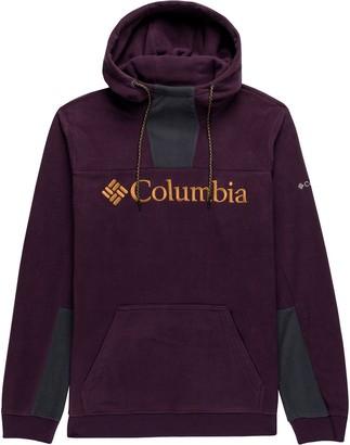 Columbia Lodge Fleece Pullover Hoodie - Men's